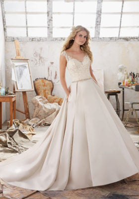 Maclaine Wedding Dress
