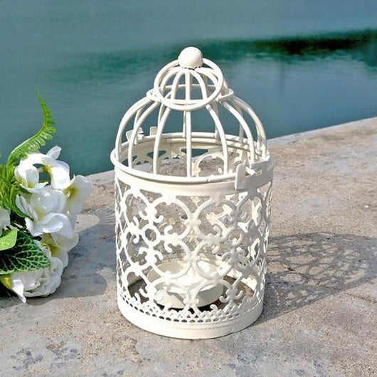Cute Metal Birdcage wedding decor - The Suggestion Store