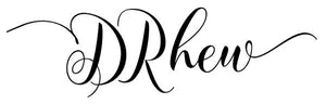 drhew white logo