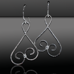 *SOLD* Sterling Silver Earrings