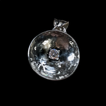 Lucerne - Cubic Zirconia & Sterling Silver Necklace
