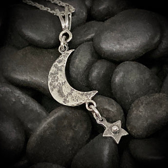 Dream & Sterling Silver Necklace