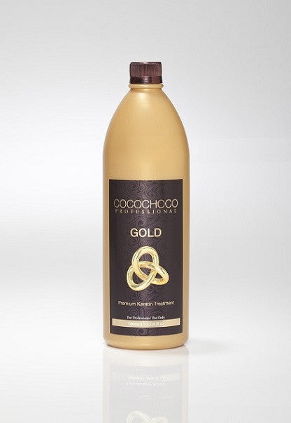 COCOCHOCO PROFESSIONAL GOLD 1000ml KIT