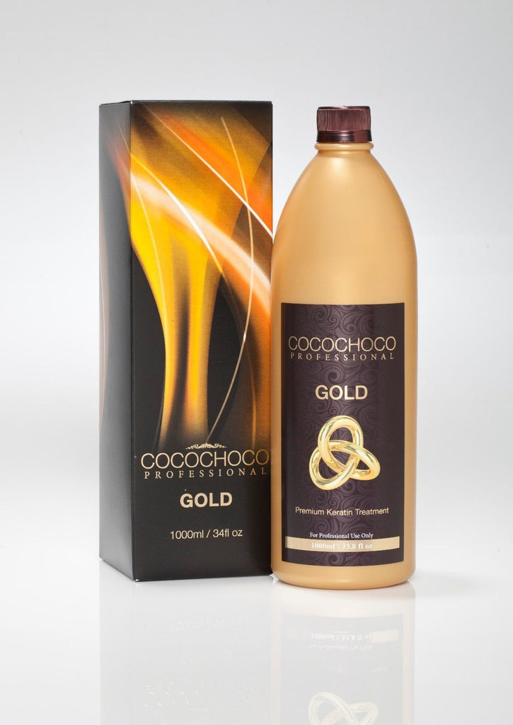COCOCHOCO PROFESSIONAL GOLD 1000ml KIT x 2