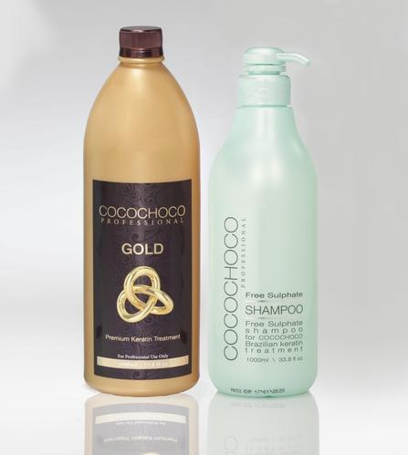 COCOCHOCO PROFESSIONAL GOLD 1000ml KIT 2