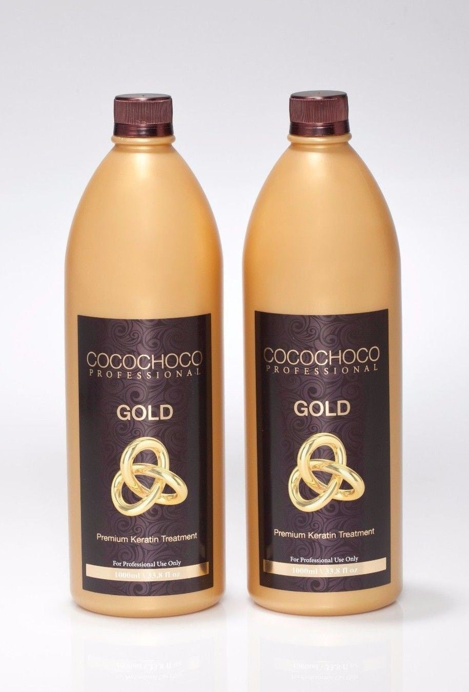 COCOCHOCO PROFESSIONAL GOLD 1000ml x 2