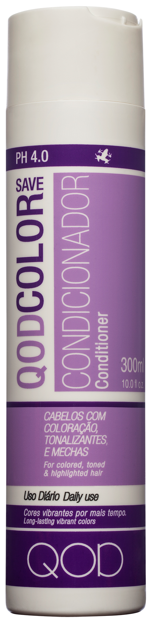 LUXURY QOD COLOR SAVE SALT FREE CONDITIONER 300ml