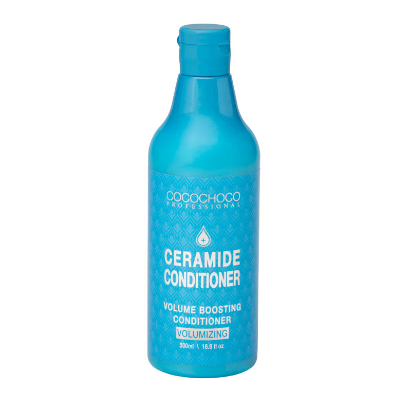 COCOCHOCO PROFESSIONAL SULPHATE AND SALT FREE CERAMIDE VOLUME BOOSTING CONDITIONER 500ml