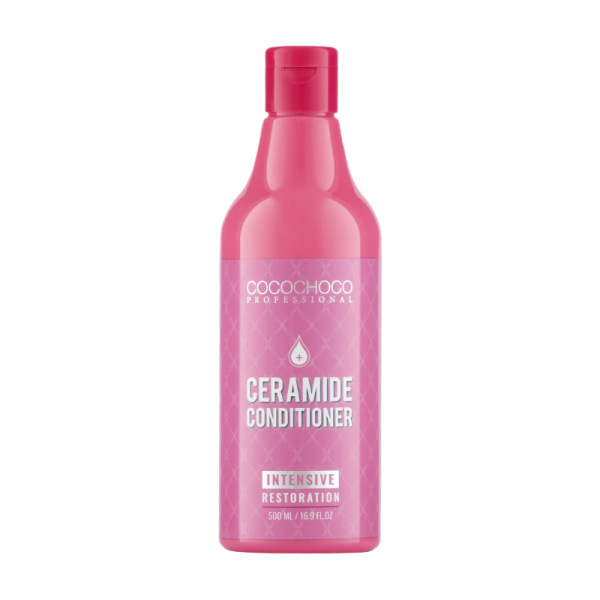 COCOCHOCO PROFESSIONAL SULPHATE AND SALT FREE CERAMIDE INTENSIVE RESTORATION CONDITIONER 500ml