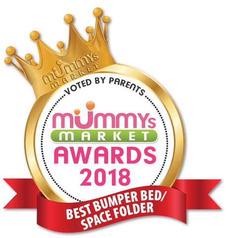 Mummy Market Award 2018 Best Bumper Bed