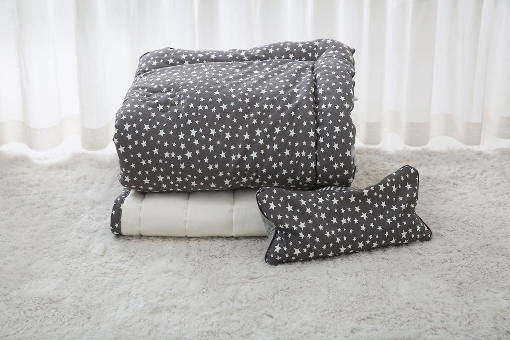 Cotton Bedding Set Star
