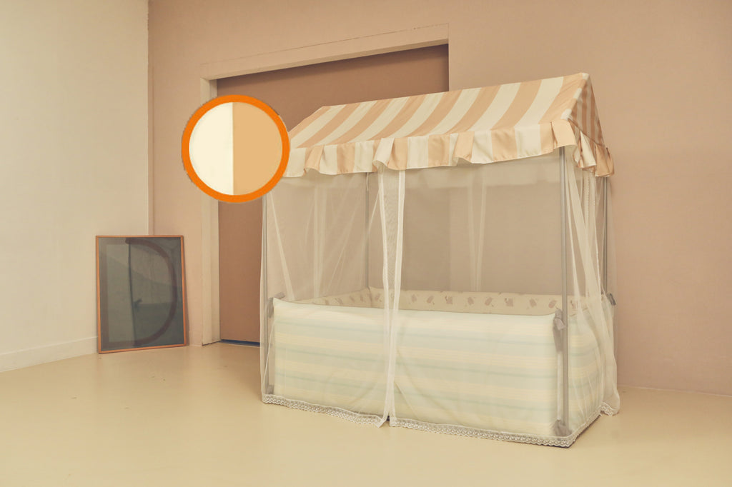 LOLBaby Playhouse Canopy - Biscuit Carnival