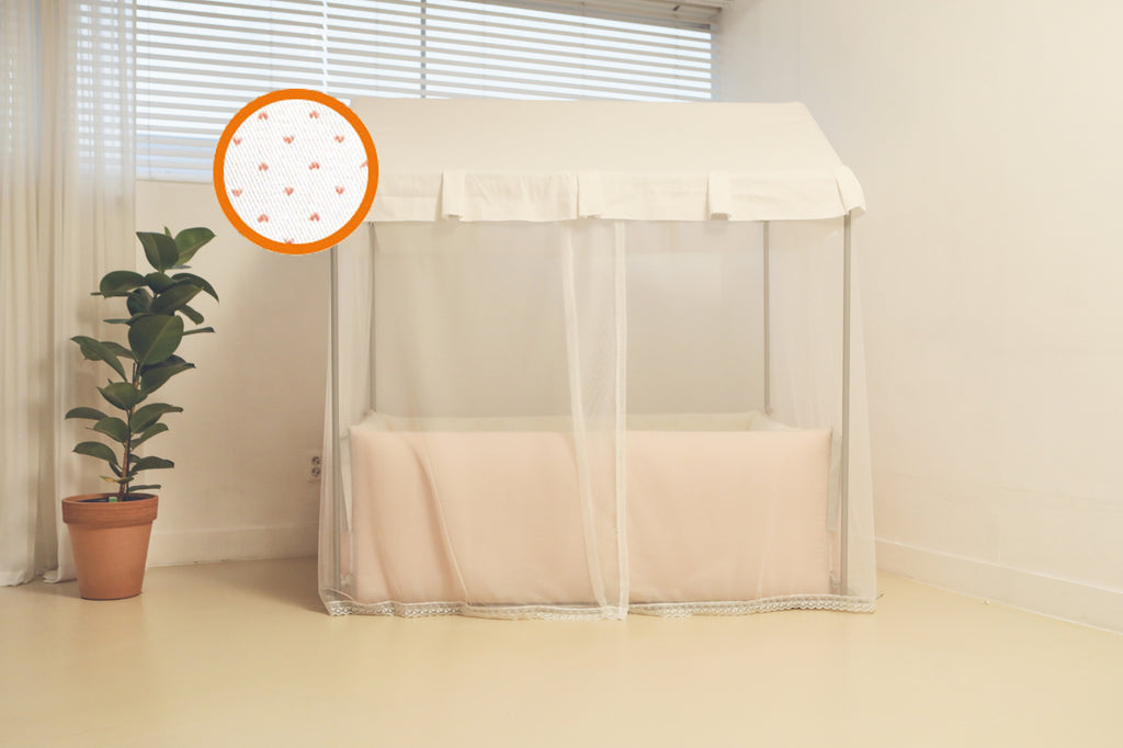 LOLBaby Playhouse Canopy - Fairy Heart