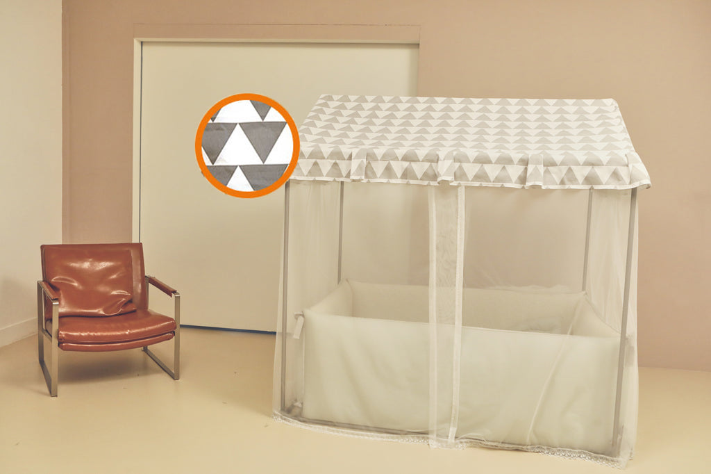 LOLBaby Playhouse Canopy - Rising Arrows