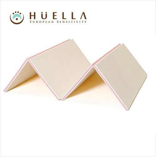 Huella Memory Foam Playmat - Marshmallow & Very Berry (Pink)