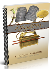 Leading God's Way Kingdom Bible Study Guide