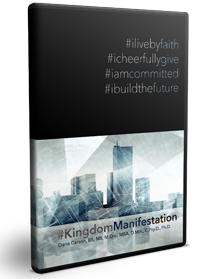 Kingdom Manifestation Series