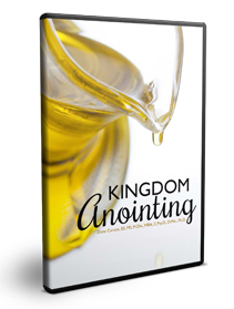 Because of the Anointing