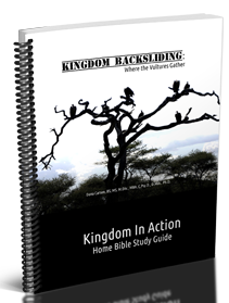 Don't Lose Your Ground Kingdom Bible Study Guide