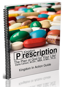 Kingdom Prescription Bible Study Guide