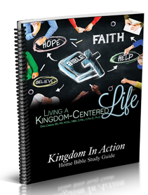 Walking in the Wisdom of God Kingdom Bible Study Guide