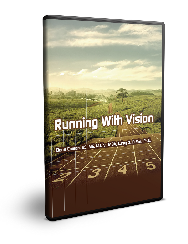 Running With Vision Series