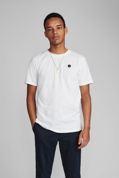 Rod basic tee White