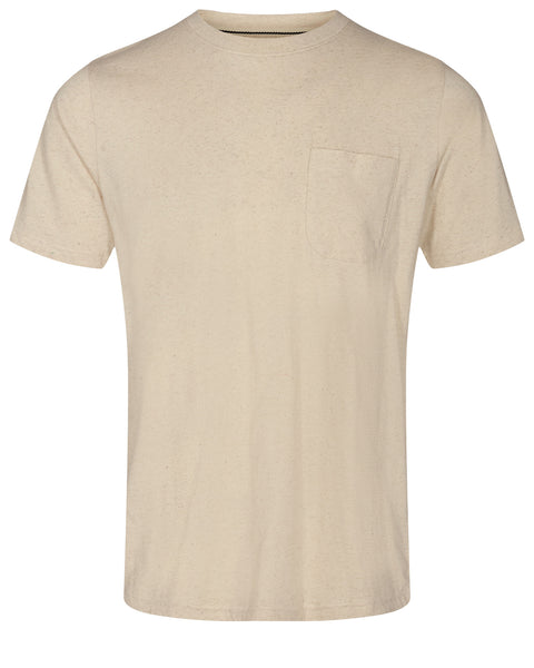 Rod T-shirt beige