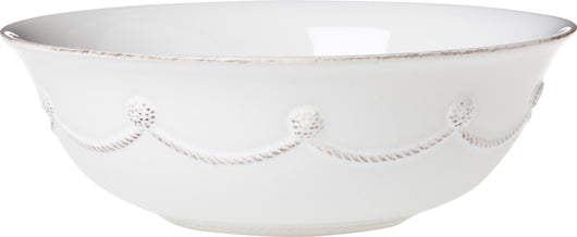 Relish House Serving Bowl Whitewash