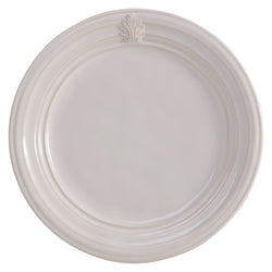 Relish House Juliska Acanthus Whitewash Dinner Plate