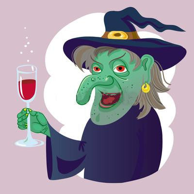 Witch Is Which? - A Halloween Blind Tasting