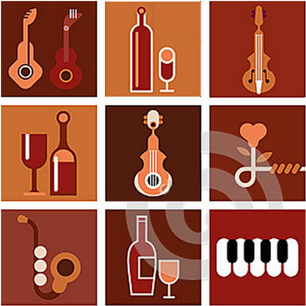 Reds, Whites and The Blues - Evening of Wine, Food & Live Music