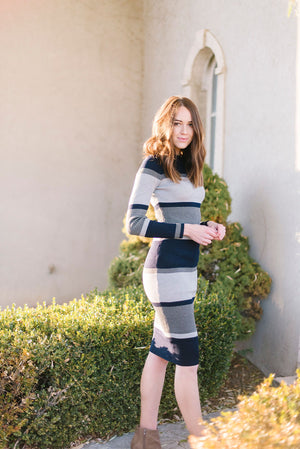 Dylan Colorblock Dress