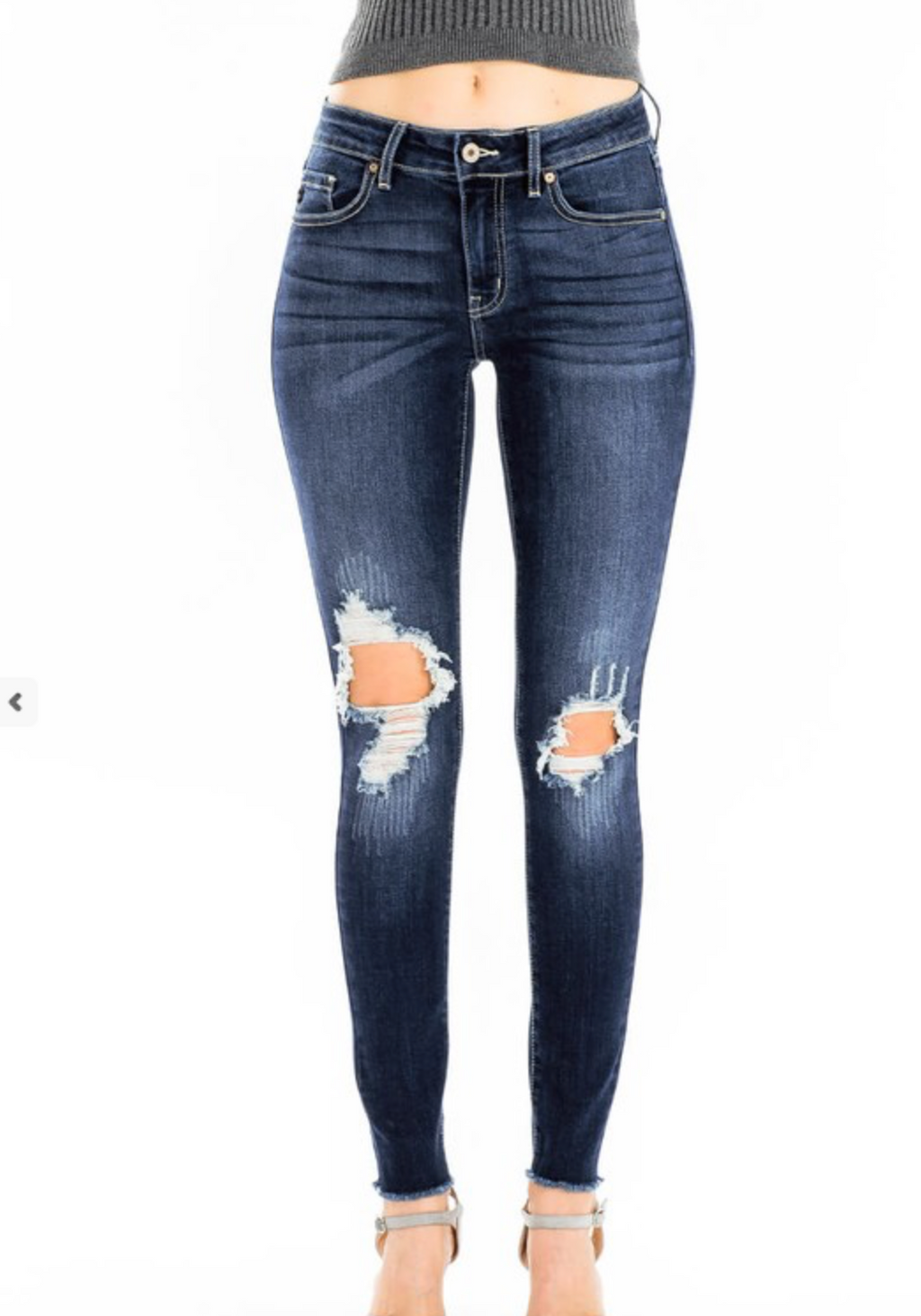 Not Your Mama's Jeans in Dark Wash