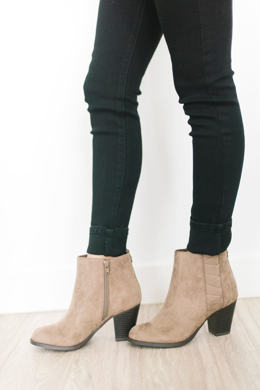 Markle Booties