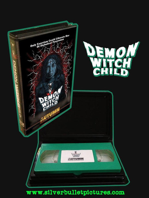 Demon Witch Child VHS