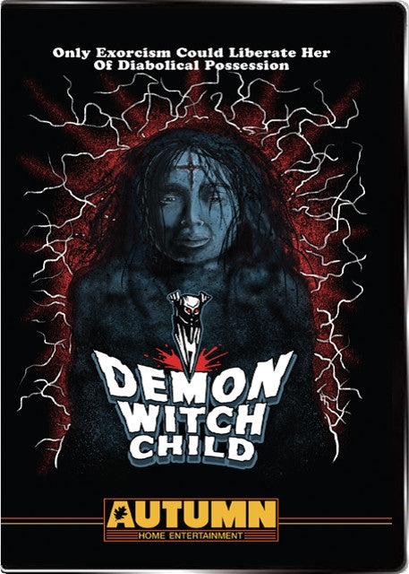 Demon Witch Child DVD