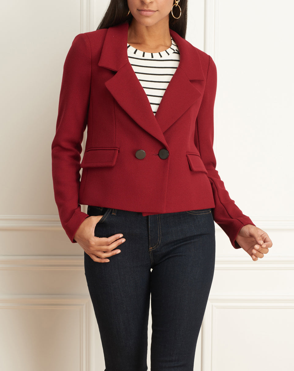 Jacket With 2 Buttons