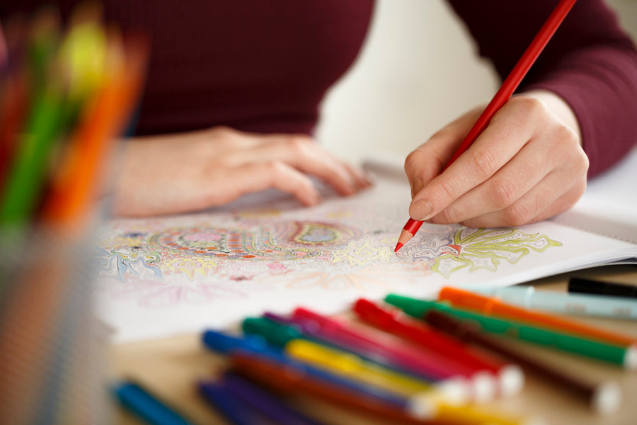 The Best Art Therapy Exercises to Help You Heal