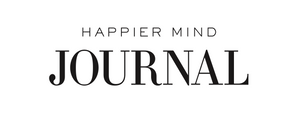 happier mind journal logo