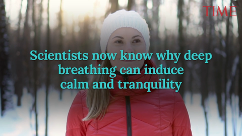 Why deep breathing is the fastest way to calm down