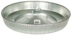 "14"" Hanging Poultry Feeder Pan"