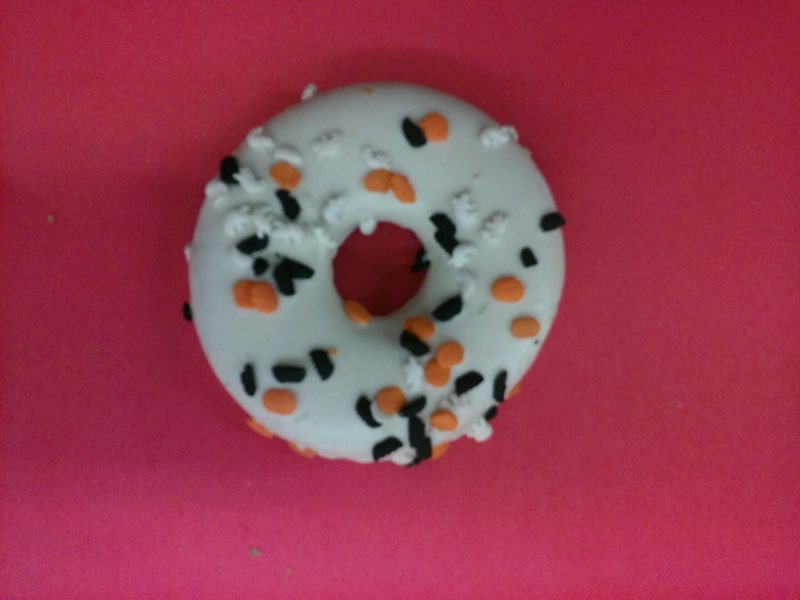 All Natural Dog Cookie - Donut