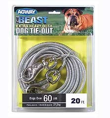 Agway Beast Tie Out, 20ft