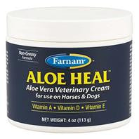 Aloe Heal Cream For Wounds, 4 oz.
