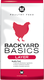 Backyard Basics Layer, 50 Lb.