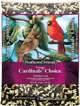 Feathered Friend Cardinals' Choice 4 Lb.