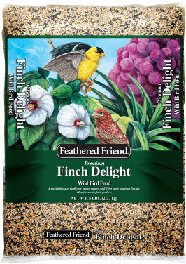 Feathered Friend Finch Delight 4 Lb.