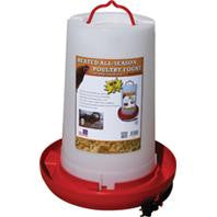 Heated All-Season Poultry Fountain, 3 Gal.