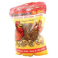 Hentastic Mealworm To Go Chicken Treats 1.1 Lb.